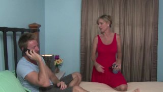 Streaming porn video still #1 from Mother's Seductions