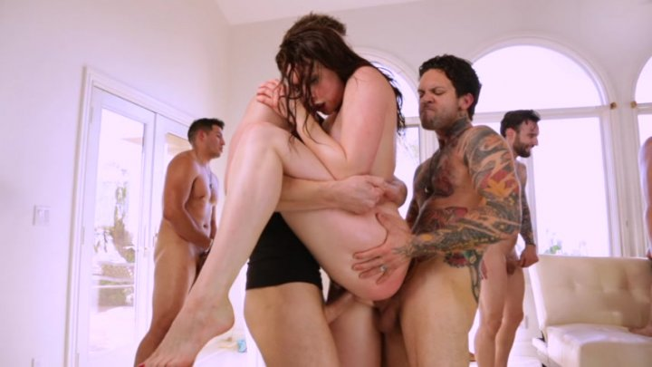 Adriana chechik da dv triple penetration triple anal - 3 part 5