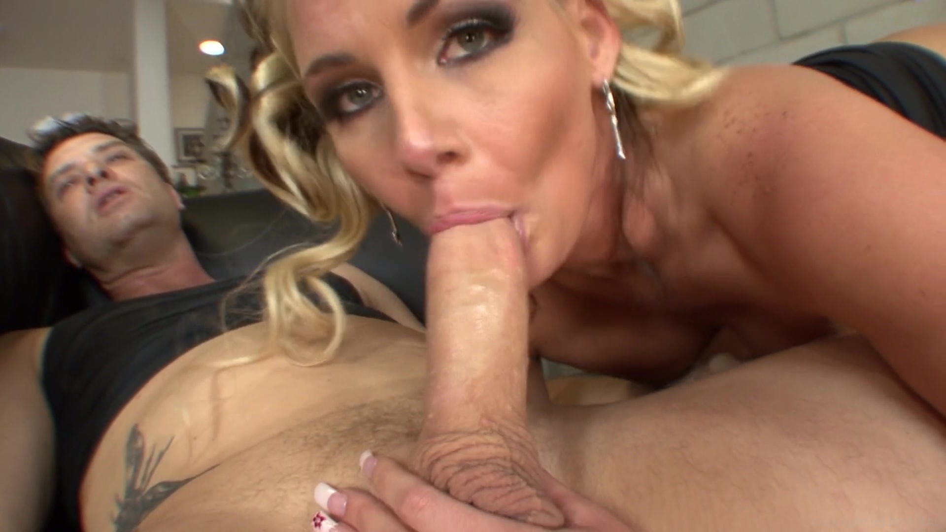 A milf video preview