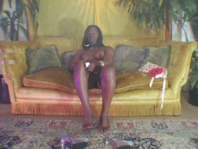 Streaming porn video still #1 from Black Tranny Whackers 6