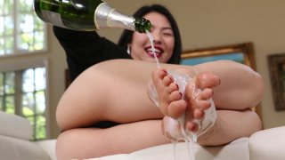 Streaming porn video still #8 from Kick Ass Chicks 98: Asian Fever