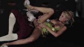 Streaming porn video still #9 from Peter Pan XXX: An Axel Braun Parody