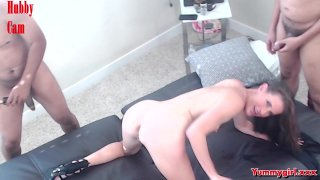 Streaming porn video still #5 from Cuckhold by Phone 5 Hubby Cam