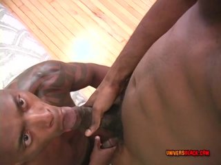 Streaming porn video still #2 from Big Black Cock Attack