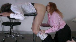 Streaming porn video still #2 from Horny Hairy Girls 60