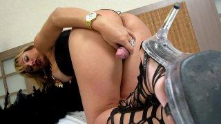 Streaming porn video still #7 from She Male Samba Mania 47