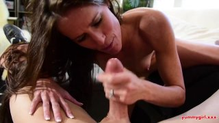 Streaming porn video still #7 from Yummy Stepmom Collection #3