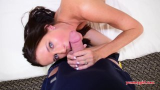 Streaming porn video still #4 from Yummy Stepmom Collection #3