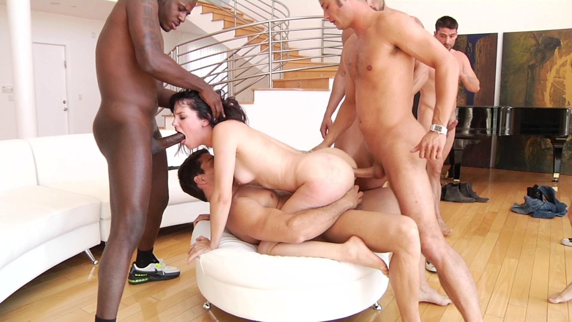 Sophie dee interracial porn