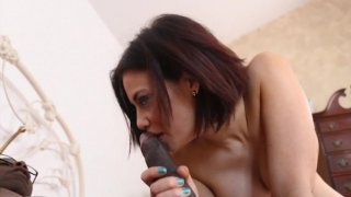 Streaming porn video still #4 from Black Poles Asian Holes