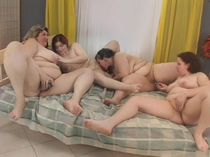 ass orgy Fat