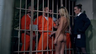 Streaming porn video still #3 from Prison