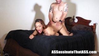 Streaming porn video still #8 from Booty Assassin Volume 3