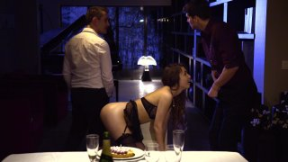 Streaming porn video still #8 from Luxure: Wife to Educate