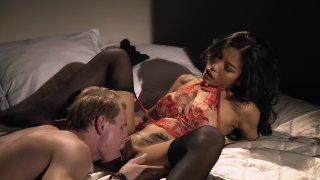 Streaming porn video still #4 from Luxure: Wife to Educate