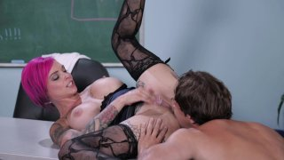 Streaming porn video still #3 from Axel Braun's Squirt Class 3