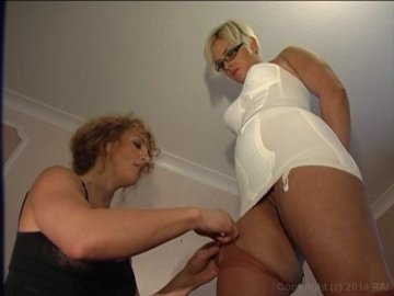 spank Older women who