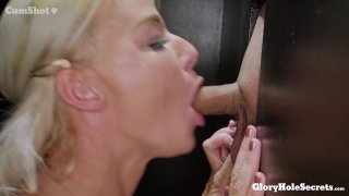 Streaming porn video still #8 from Gloryhole Secrets: Busty Edition 2