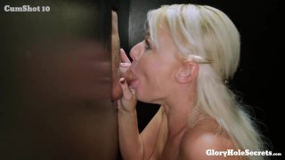 Streaming porn video still #9 from Gloryhole Secrets: Busty Edition 2