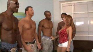 Streaming porn video still #2 from Black Cock White Milf