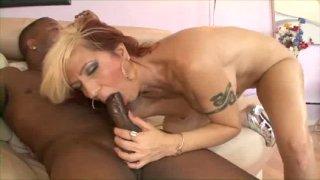 Streaming porn video still #3 from Black Cock White Milf