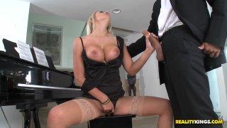 Streaming porn video still #4 from Big Tits Boss Vol. 16