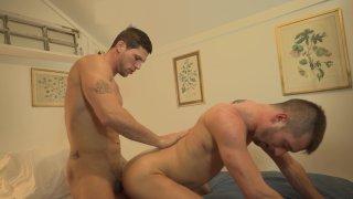 Streaming porn video still #7 from Straight Boy Seductions Vol. 5