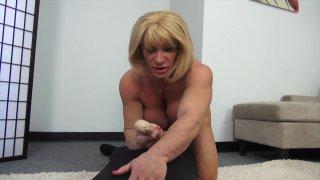 Streaming porn video still #3 from Jersey Black's Award Winning Femdom Scenes 2
