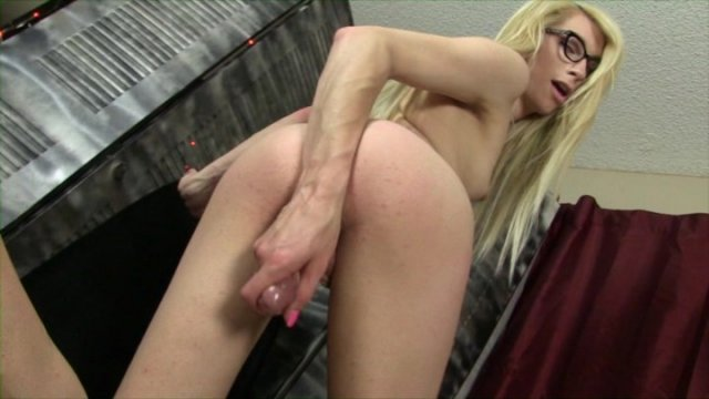 Streaming porn video still #1 from Tranny Panty Busters