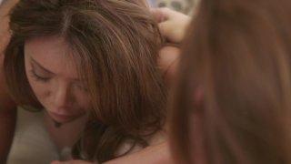 Streaming porn video still #3 from Lesbian Seduction, A