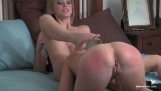 Streaming porn video still #9 from Femdoms Take Charge