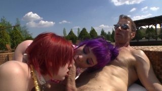 Streaming porn video still #3 from Rocco's Perfect Slaves #3