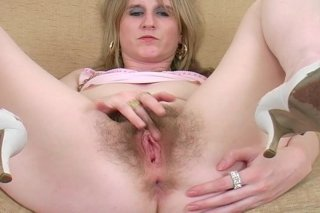 Streaming porn video still #7 from ATK Scary Hairy Vol. 5
