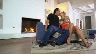 Streaming porn video still #1 from Axel Braun's Inked 2