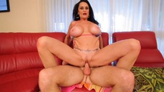 Streaming porn video still #9 from Cougars Like It Big