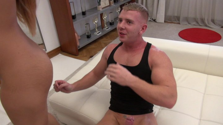 Streaming porn video still #1 from Rocco's Intimate Castings #15