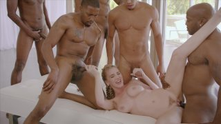 Streaming porn video still #4 from Interracial Icon Vol. 6