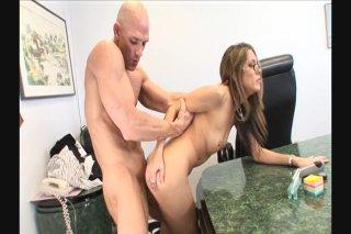 Streaming porn video still #5 from Secretary's Day 2