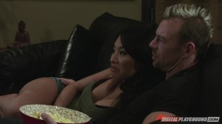 Streaming porn video still #1 from DP Presents: Asa Akira