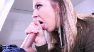 Streaming porn video still #6 from POV Amateur Auditions Vol. 29