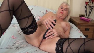 Streaming porn video still #9 from Mature British Lesbians #3