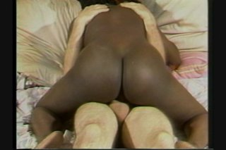 Streaming porn scene video image #3 from Pregnant Black Woman Gets Fucked in Interracial Romp