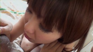 Streaming porn video still #4 from Little Asian Cock Suckers 19