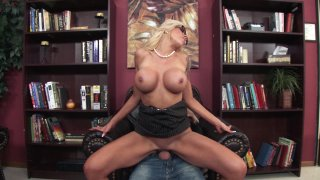 Streaming porn video still #7 from Naughty Bookworms