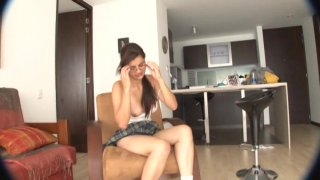 Streaming porn video still #3 from Colombian Teens 3