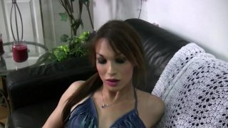 Streaming porn video still #2 from T-Girls Solo 2
