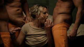 Streaming porn video still #2 from Double Penetration Anthology