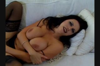 Streaming porn video still #1 from Cum On Mommy's Tits