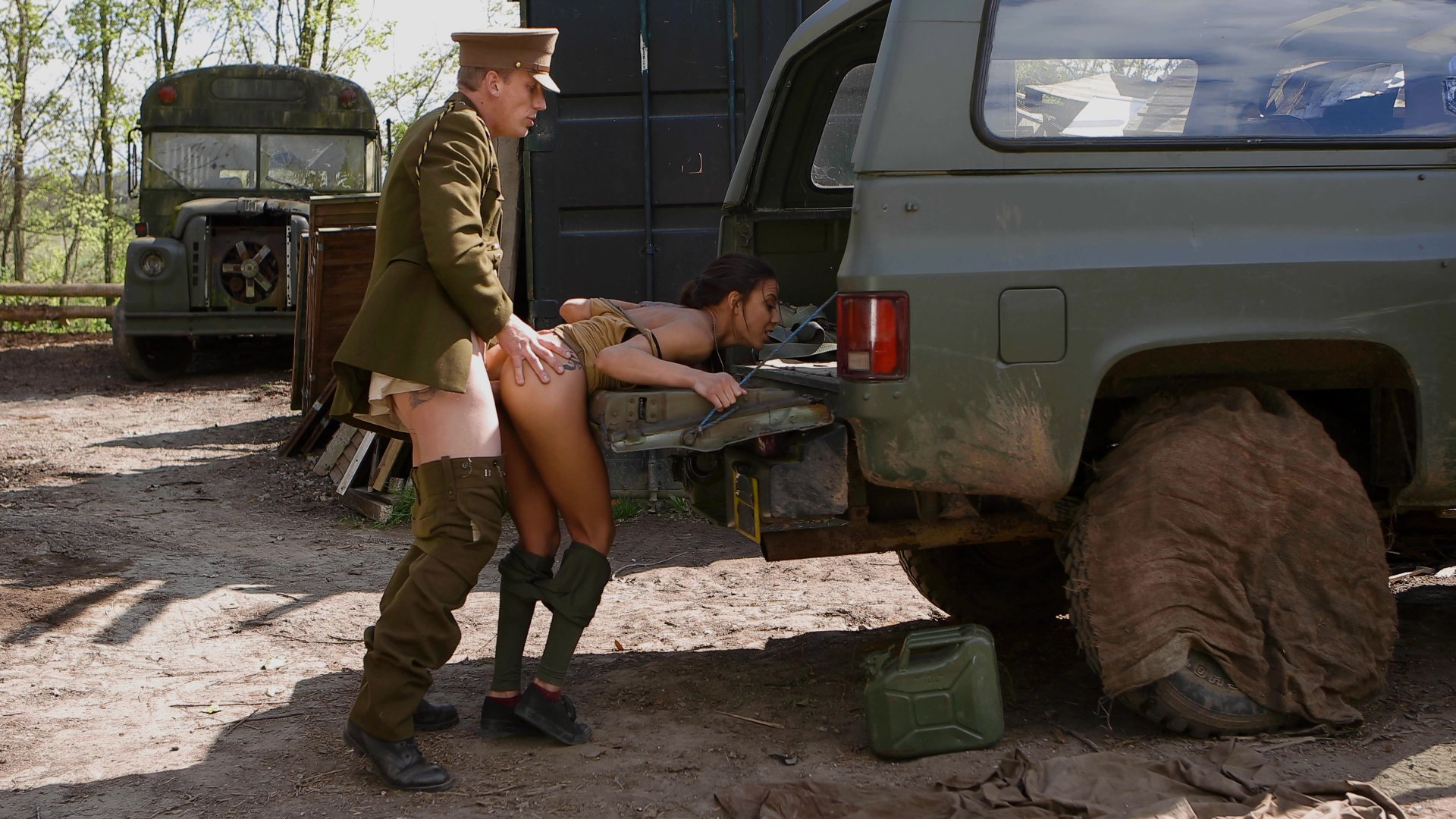 watch military misconduct 2017 marc dorcel english