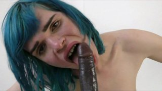Streaming porn video still #8 from She-Male Strokers 82